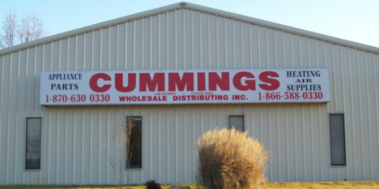 Cummings Wholesale Building